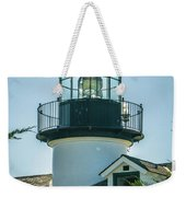 Point Pinos Lighthouse In Monterey California Weekender Tote Bag