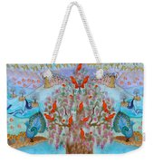 Prosperity And Blessing Weekender Tote Bag