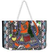 Radha Krishna Color Weekender Tote Bag