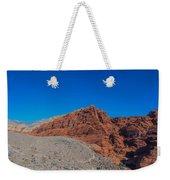 Red Rock Canyon Weekender Tote Bag