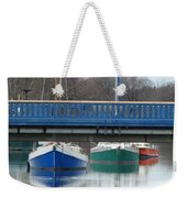 3 Reflections Weekender Tote Bag