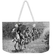 Remington: 10th Cavalry Weekender Tote Bag
