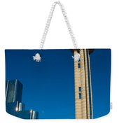Reunion Tower - Dallas Texas Weekender Tote Bag