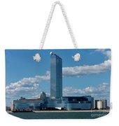 Revel Casino In Atlantic City, New Jersey Weekender Tote Bag