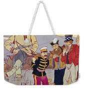 Russo-japanese War, C1905 Weekender Tote Bag