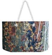 Rust Closeup  Weekender Tote Bag