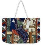Saint Matthew Weekender Tote Bag
