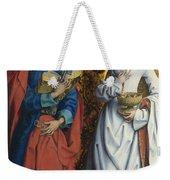 Saints Peter And Dorothy Weekender Tote Bag