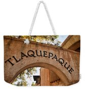 Sedona Tlaquepaque Shopping Center Weekender Tote Bag