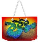 3 Serpents In The Sand  Weekender Tote Bag