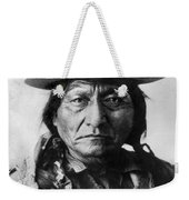 Sitting Bull (1834-1890) Weekender Tote Bag