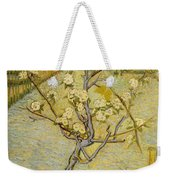 Small Pear Tree In Blossom Weekender Tote Bag