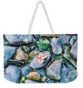 Small Rocks On The Beach Weekender Tote Bag
