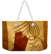 Solemn - Tile Weekender Tote Bag