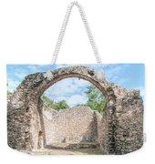 Spanish Chapel At Oxtankah Weekender Tote Bag