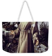 St. Francis Of Assisi Weekender Tote Bag by Granger