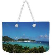 St. Marrten Caribbean Island Weekender Tote Bag