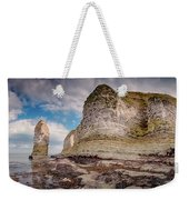 Stack And Chalk Cliff Weekender Tote Bag