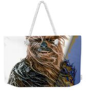 Star Wars Chewbacca Collection Weekender Tote Bag