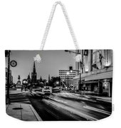 Streets Of Washington Dc Usa Weekender Tote Bag