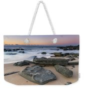 Sunrise And The Sea Weekender Tote Bag