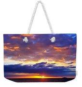 Sunset In Aguadillia Puerto Rico  Weekender Tote Bag