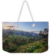 Tegalalang - Bali Weekender Tote Bag