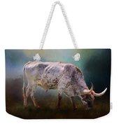 Texas Longhorn Steer Weekender Tote Bag