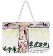 Thank  God  For  Good  Friday Weekender Tote Bag
