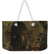 The Antiquary Shop Weekender Tote Bag