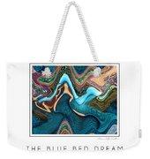 The Blue Bed Dream Weekender Tote Bag