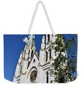The Cathedral Of St. John The Baptist Weekender Tote Bag