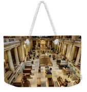 The Egyptian Museum Of Antiquities - Cairo Egypt Weekender Tote Bag
