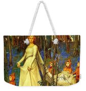 The Fairy Wood Henry Meynell Rheam Weekender Tote Bag