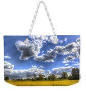 The Farm In Summer Weekender Tote Bag