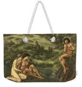 The Garden Of Pan Weekender Tote Bag