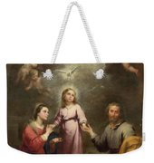 The Heavenly And Earthly Trinities Weekender Tote Bag