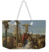 The Lamentation At The Foot Of The Cross Weekender Tote Bag
