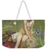 The Little Shepherdess Weekender Tote Bag