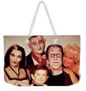 The Munsters Weekender Tote Bag