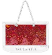 The Swizzle Weekender Tote Bag