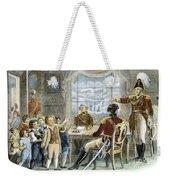 Thomas Gage, 1721-1787 Weekender Tote Bag