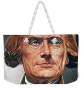 Thomas Jefferson (1743-1826) Weekender Tote Bag