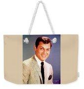 Tony Curtis Vintage Hollywood Actor Weekender Tote Bag