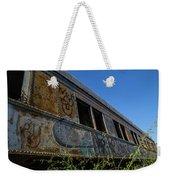 Train Art Weekender Tote Bag