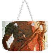 Tribal Beauty Of India Weekender Tote Bag