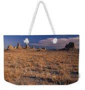 Trona Pinnacles Weekender Tote Bag