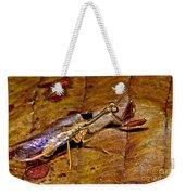 Tropical Mantispid Weekender Tote Bag