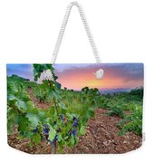 Vineyards Weekender Tote Bag