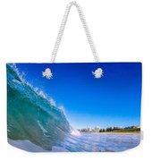 Wave Photo Weekender Tote Bag